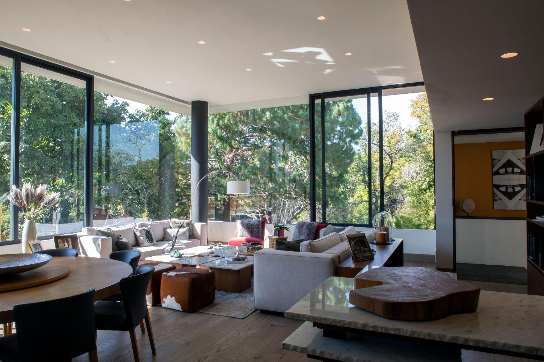 MONTE TAURO HOUSE Photograph by: Lourdes Legorreta