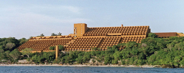 HOTEL CAMINO REAL MONTERREY Fotografía de : © Colección  LEGORRETA<sup>®</sup>