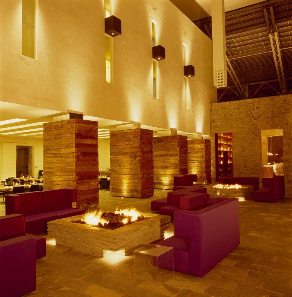 HOTEL BOUTIQUE LA PURIFICADORA|Fotografía de : Undine Pröhl (Cortesía Grupo Habita)
