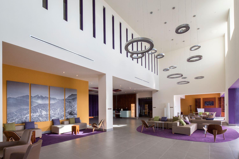 HOTEL HILTON GARDEN INN|Fotografía de : Lourdes Legorreta