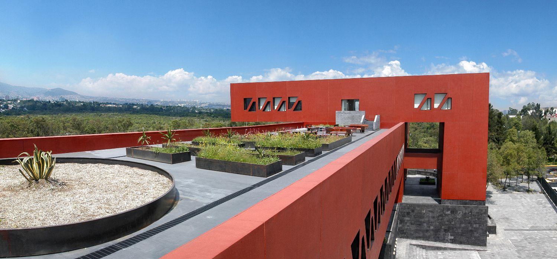 EDIFICIO DE POSGRADO FACULTAD DE ECONOMÍA, UNAM|Fotografía de : Allen  Vallejo