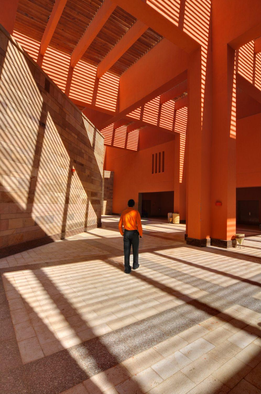 UNIVERSIDAD AMERICANA EN EL CAIRO RESIDENCIAS PARA ESTUDIANTES Fotografía de : Barry Iverson
