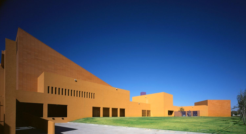 CENTRO CULTURAL LATINO, FASE 2|Fotografía de : Lourdes Legorreta