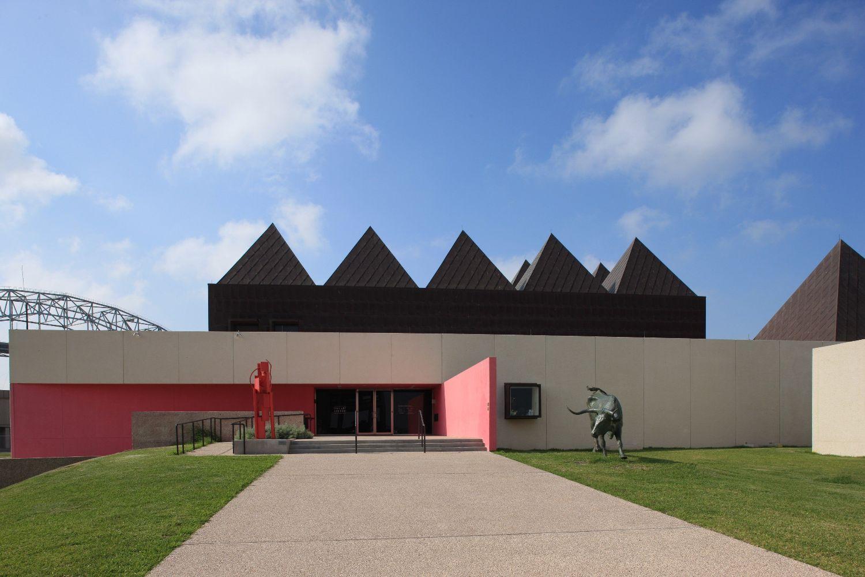 MUSEO DE ARTE EN EL SUR DE TEXAS, CORPUS CHRISTI|Fotografía de : Lourdes Legorreta