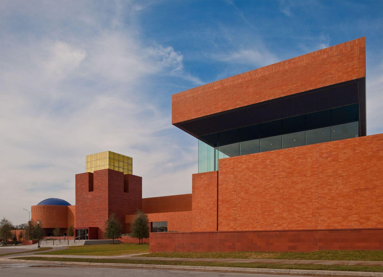 EXPANSIÓN DEL MUSEO DE CIENCIA E HISTORIA, FORT WORTH Fotografía de :  Juergen Nogai