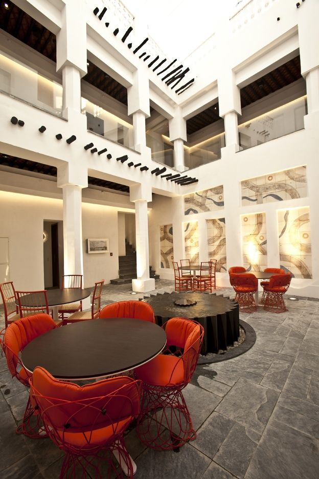 HOTEL BOUTIQUE AL NAJADA|Fotografía de : Adrian Haddad
