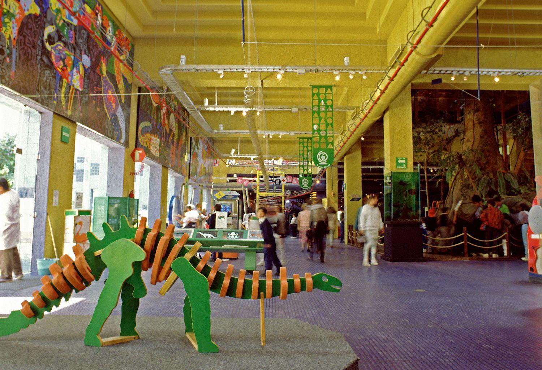 RENOVACIÓN PAPALOTE MUSEO DEL NIÑO