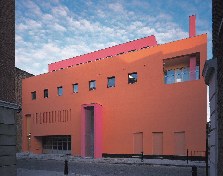 MUSEO ZANDRA RHODES|Fotografía de : Benedict  Luxmoore