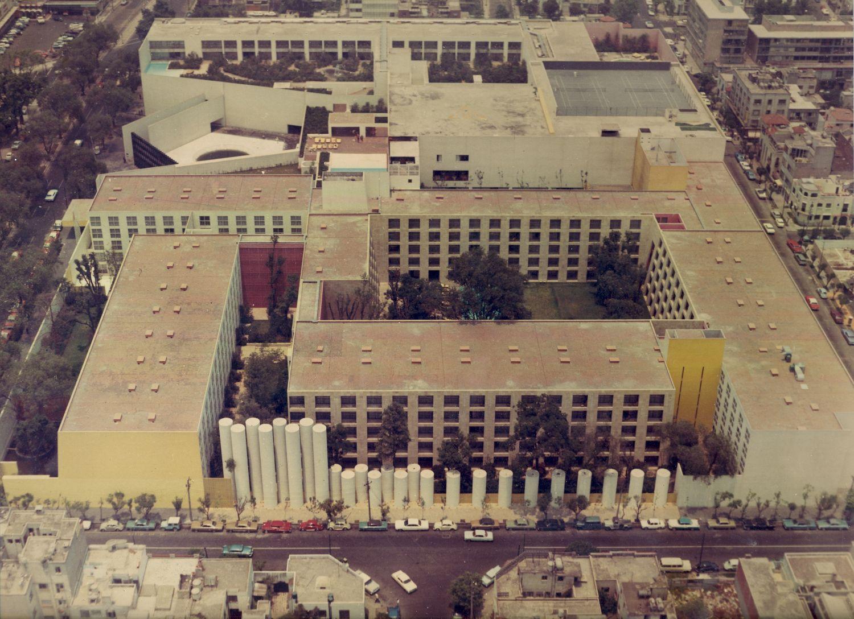 HOTEL CAMINO REAL MONTERREY|Fotografía de : © Colección  LEGORRETA<sup>®</sup>
